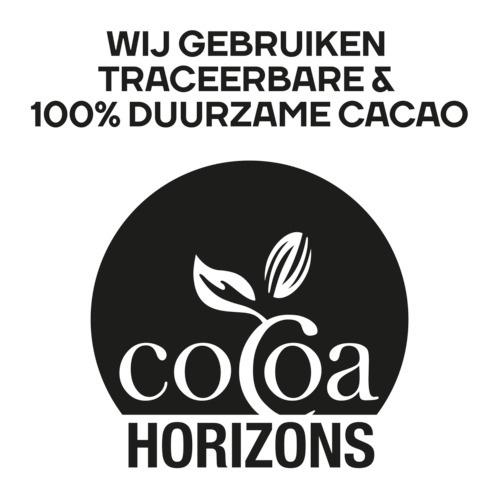 Chocolade druppels wit Callebaut