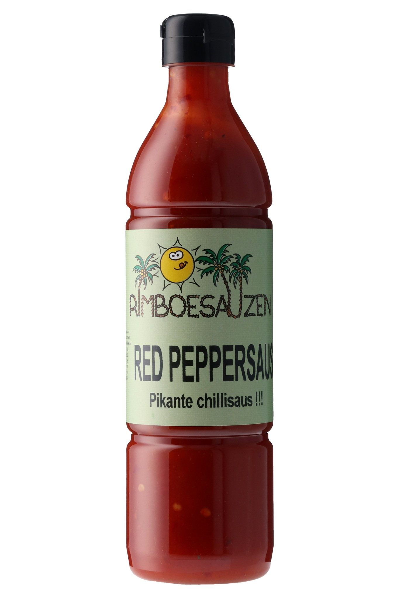 Red Peppersaus 500ml