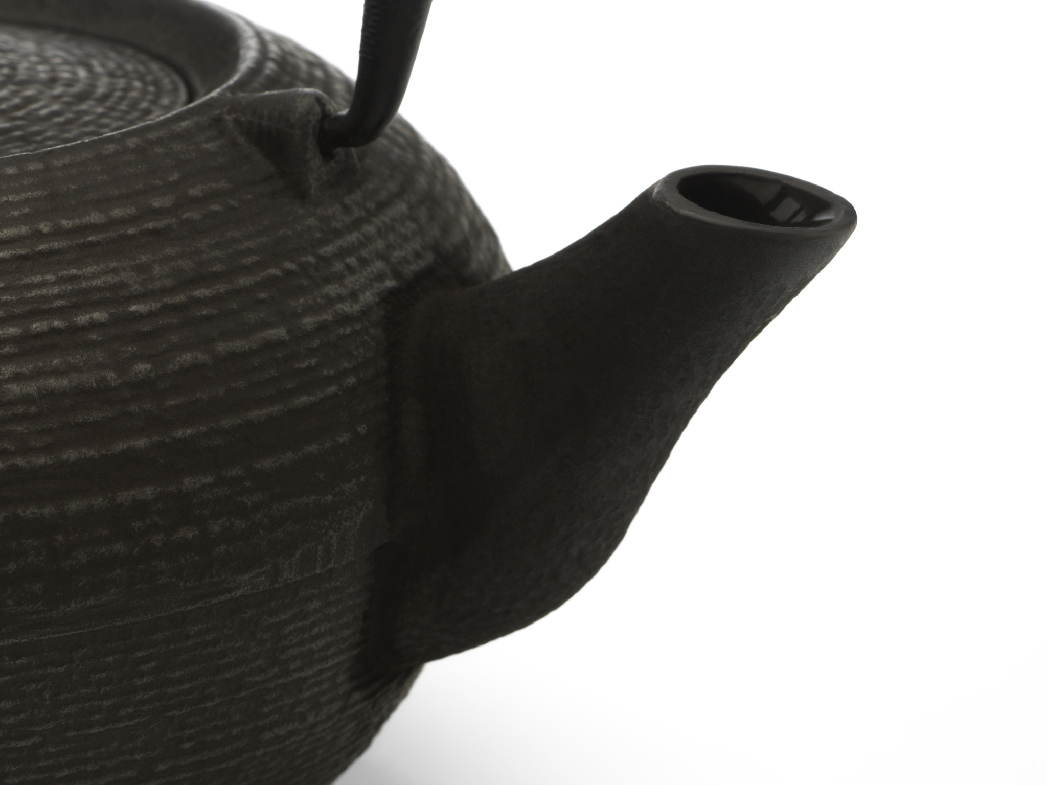 Bredemeijer Theepot Tibet 1.2 L gietijzer zwart