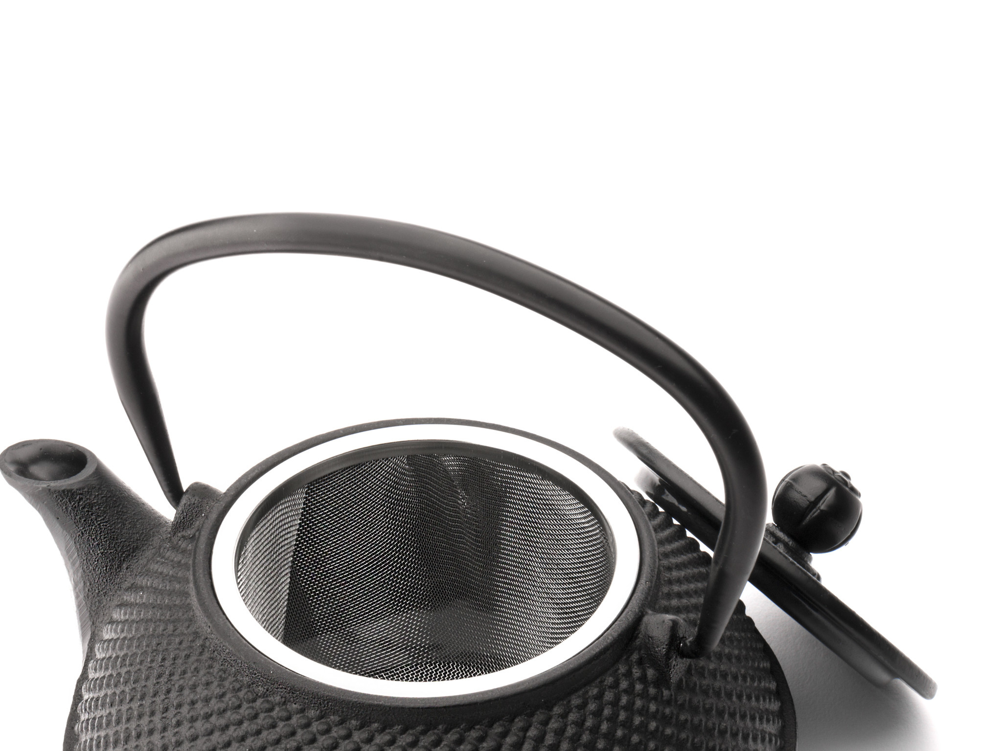 Bredemeijer Theepot Jang 0.8 L gietijzer zwart