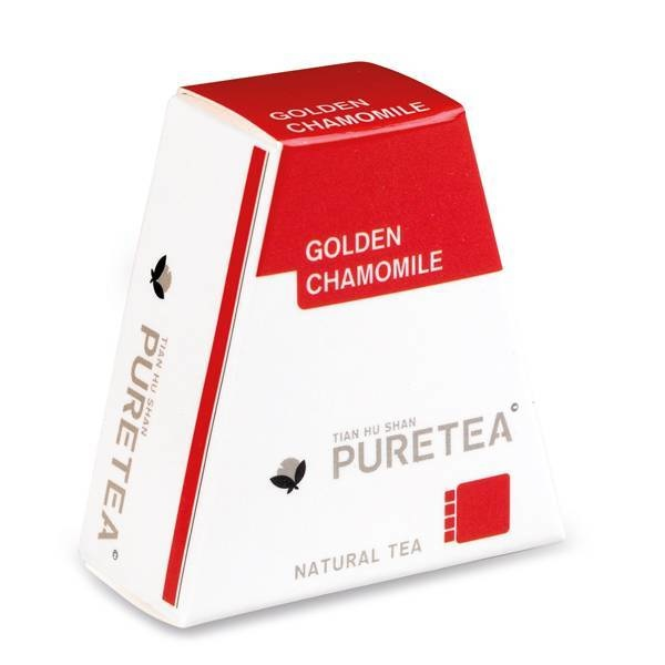 Golden Chamomile (kamille) thee