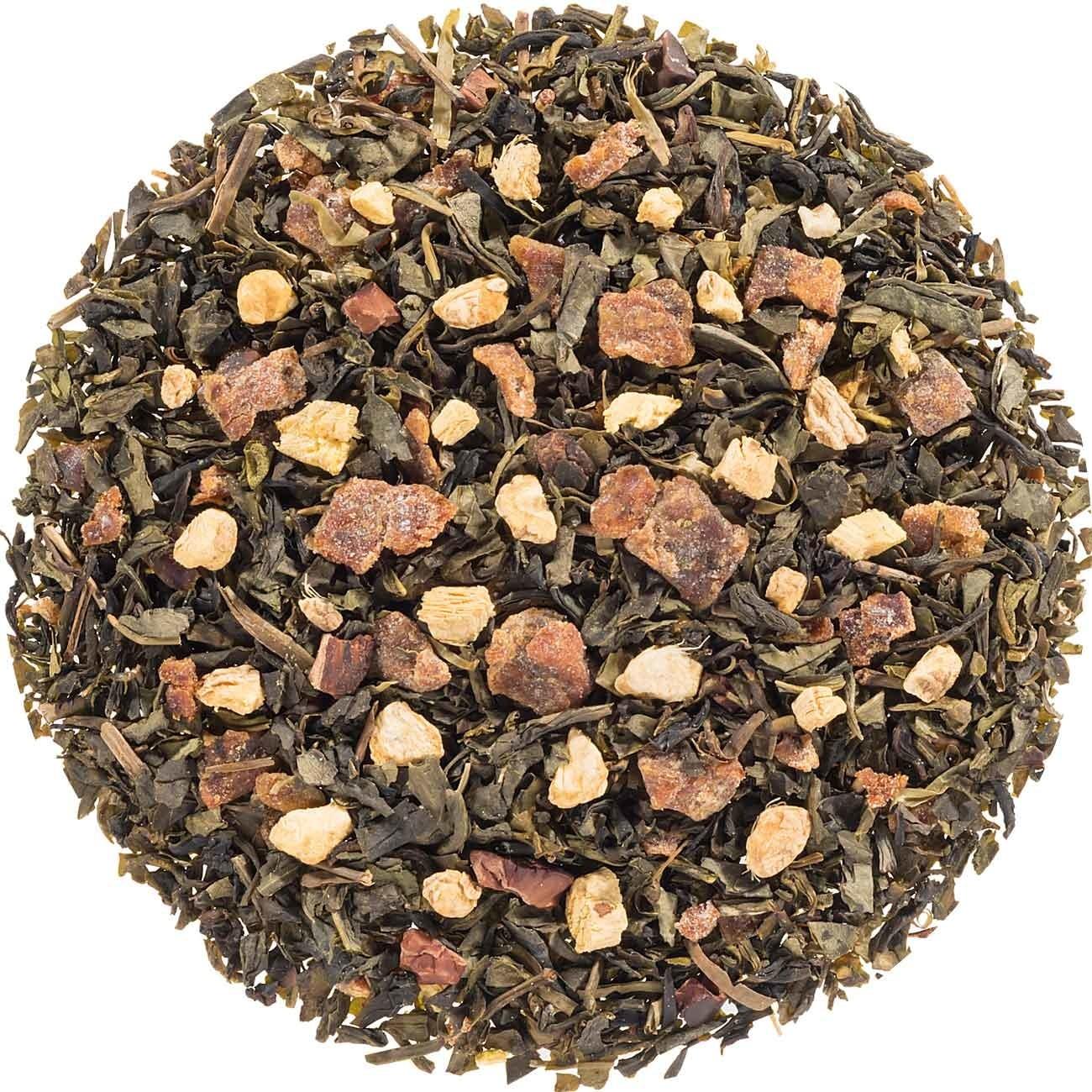 Groene dadel thee
