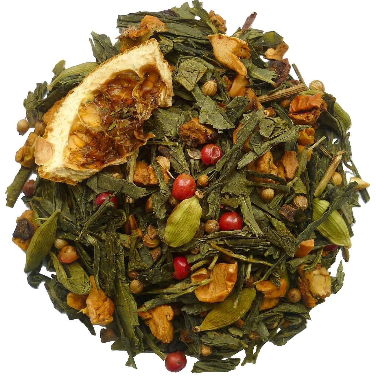 Groene Chai thee