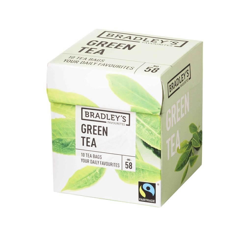 Favourites  Green Tea 58