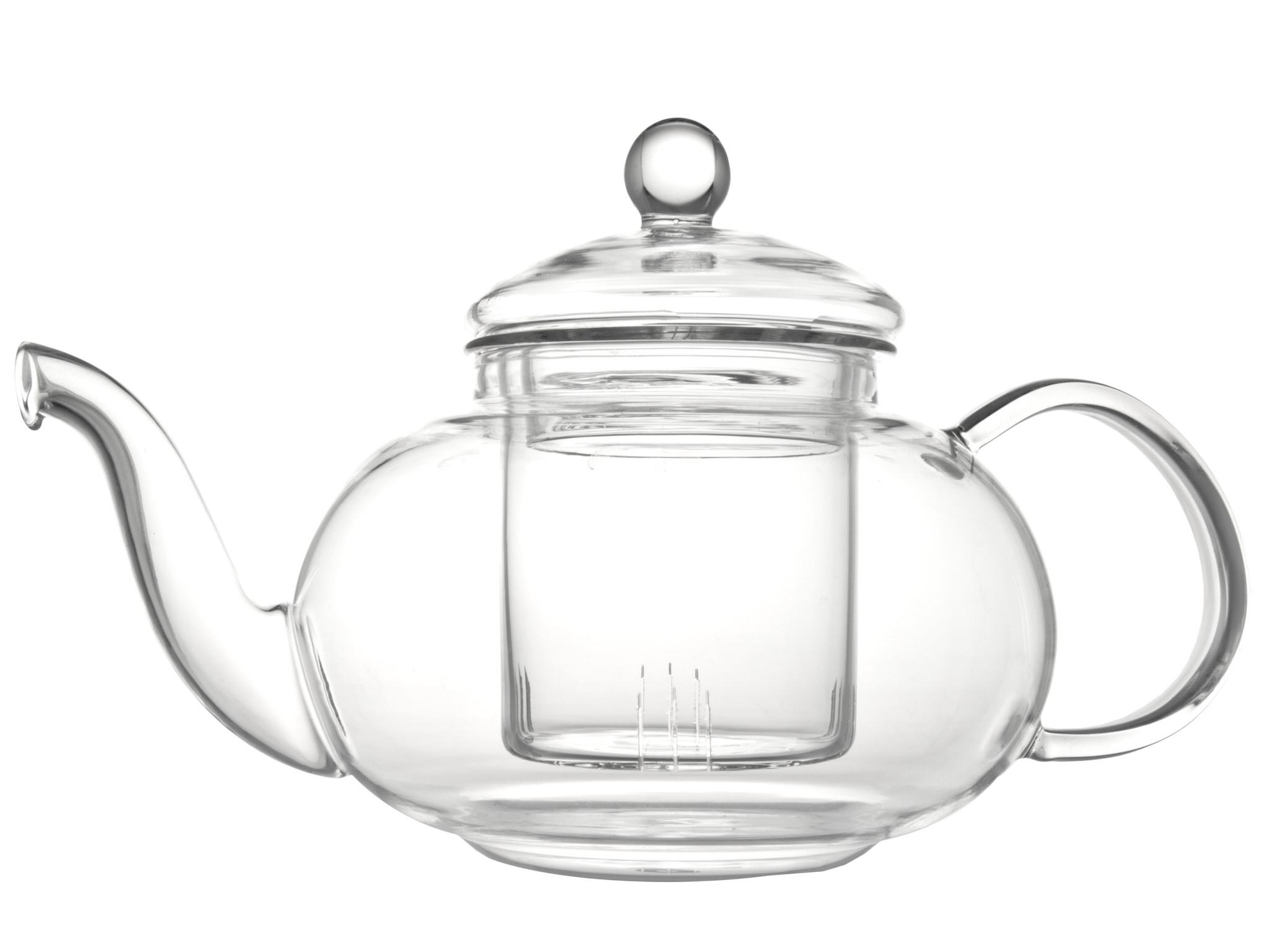 Theepot Verona 0.5 L enkelwandig glas