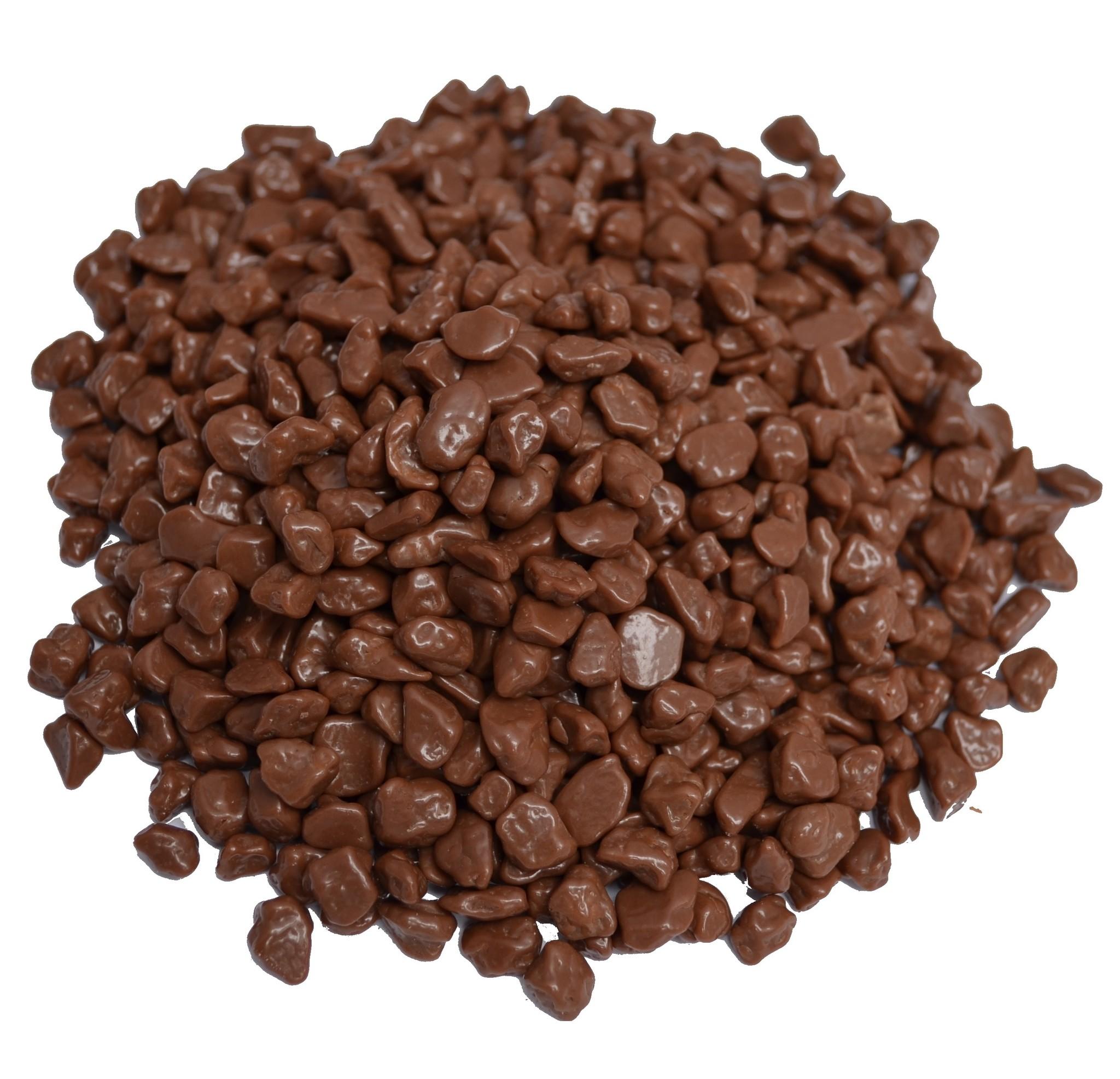 Chocolade Rocks Melk Callebaut  zak 1 kilo