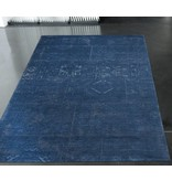 Louis De Poortere Fading World - Windsor Blue 8272
