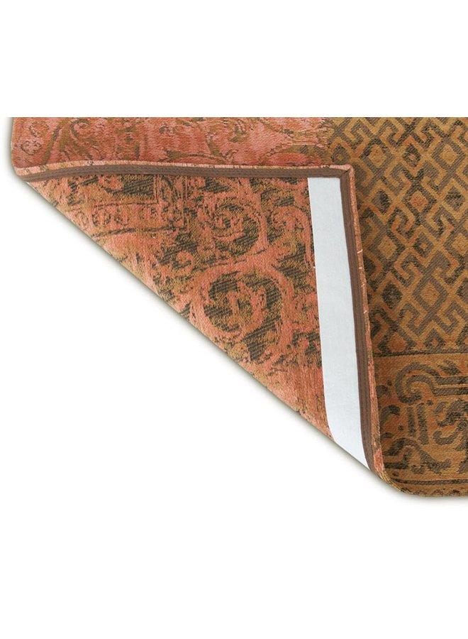 Vintage Patchwork - Orange 8010