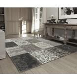 Vintage Patchwork - Black & White 8101