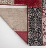 Louis De Poortere Patchwork Vintage - Antwerp Red 8985 - Outlet