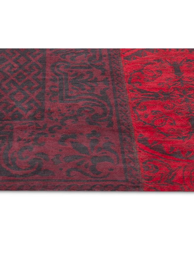Vintage Patchwork - Red 8014