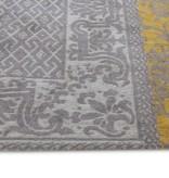 Louis De Poortere Vintage Patchwork - Yellow 8084 - Outlet