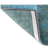 Vintage Patchwork - Azur 8015 - 230x230cm