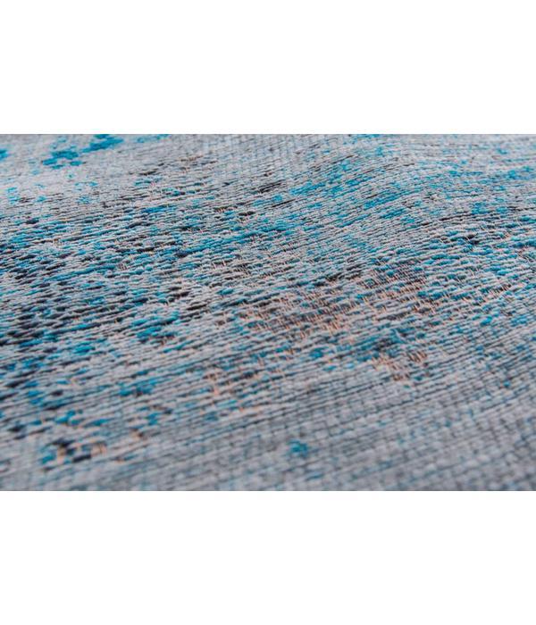Louis De Poortere Fading World - Grey Turquoise 8255 - Outlet