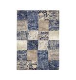 Louis De Poortere Vintage Colonial Patch - Gustav Blue 8470