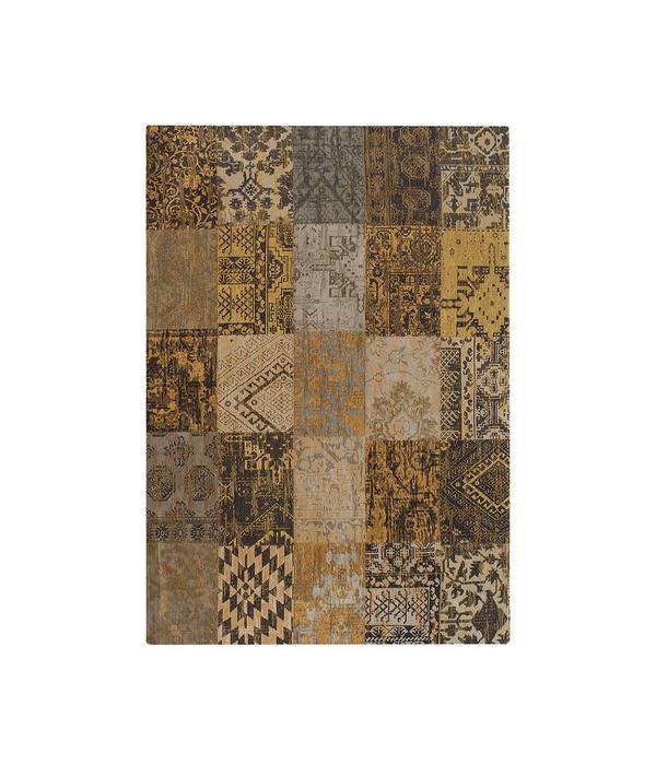 Louis De Poortere Vintage Colonial Patch - Safron Grey 8472