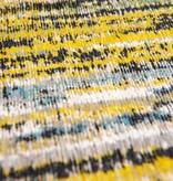 Louis De Poortere Sari - Blue Yellow Mix 8873