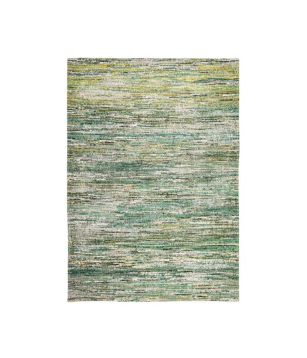 Louis De Poortere Sari - Infinite Greens 8874