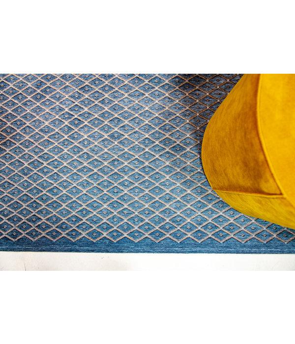 Splendore Rombo - Blu Grigio 9036