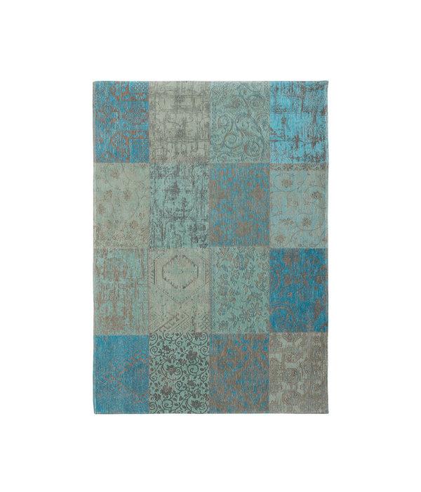 Louis De Poortere Vintage Patchwork - Zeegras 8464