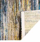 Louis De Poortere Sari - Blue Yellow Mix 8873 - Outlet