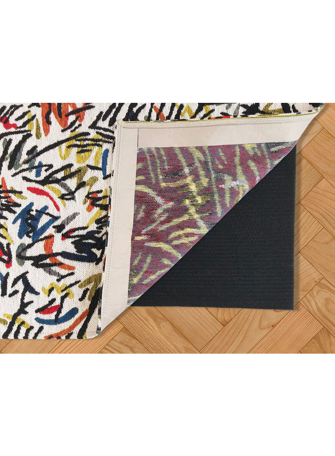Prevent your rug from slipping by adding an anti-slip rug underlay