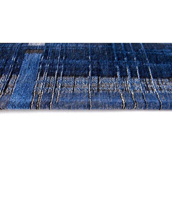 Louis De Poortere Mad Men - Rockefeller Blue 8426