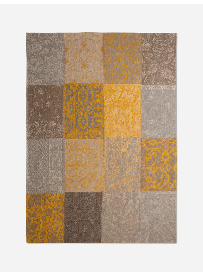 Vintage Patchwork - Yellow 8084