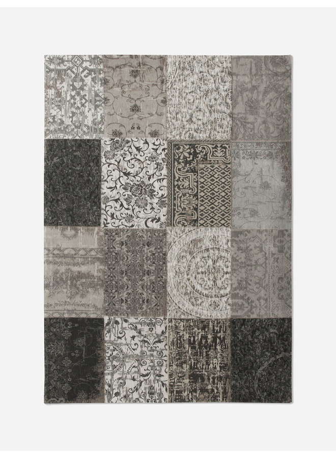 Vintage Patchwork - Black & White 8101 - Outlet