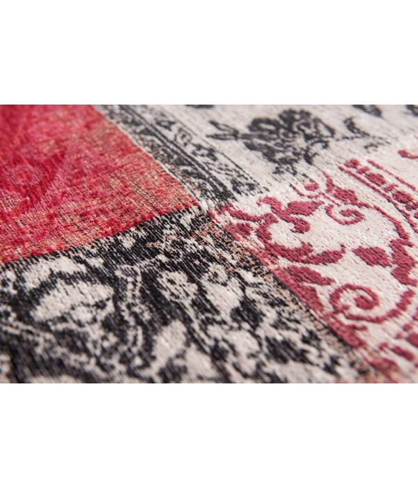 Louis De Poortere Vintage Patchwork - Antwerp Red 8985