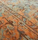 Louis De Poortere Fading World - Light Blue Orange 8943