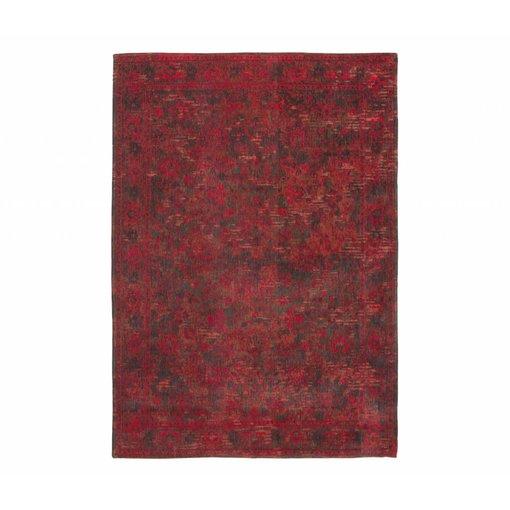 Louis De Poortere Grey Red 8940