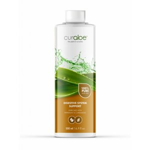 Curaloe® Digestive System Support Supplement with Aloe Vera