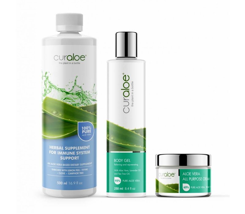 Psoriasis and eczema body treatment