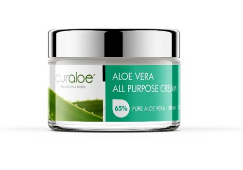 Curaloe® Body line - All Purpose Cream Aloe Vera 1.7 fl oz / 50ml