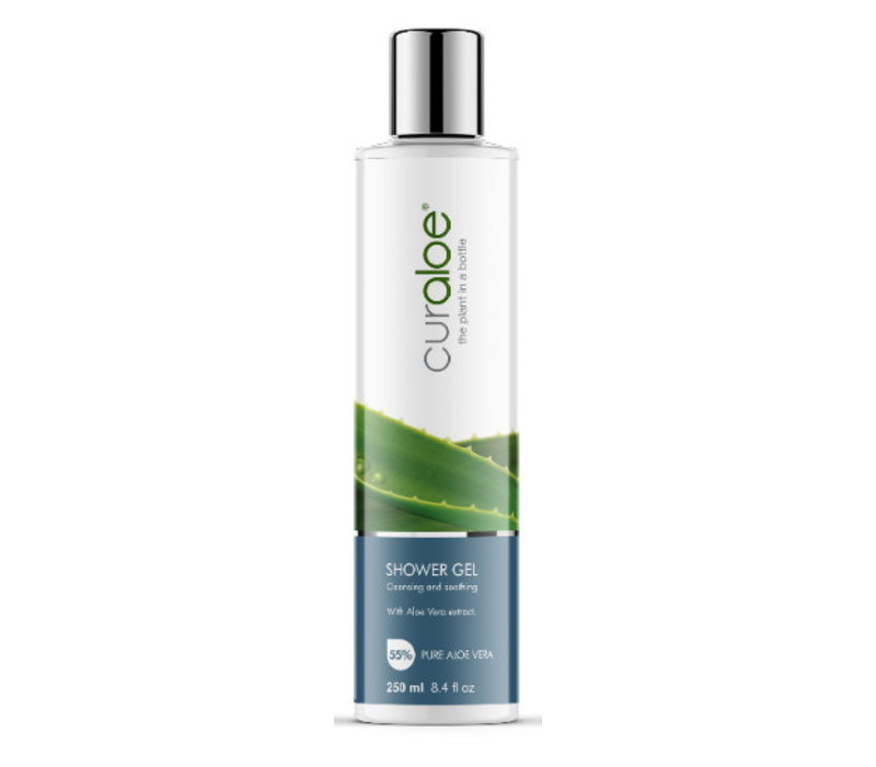 Shower Gel - Cleansing and Softening