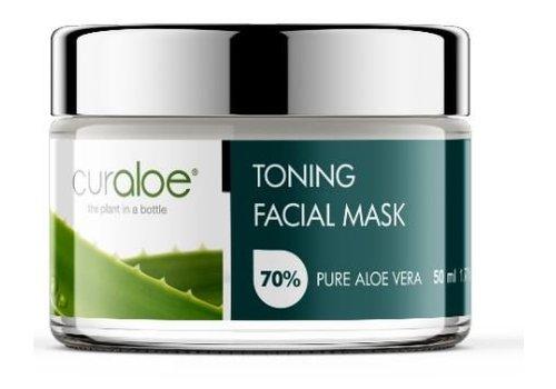 Curaloe® Facial line - Facial Mask Aloe Vera 1.7 fl oz / 50 ml