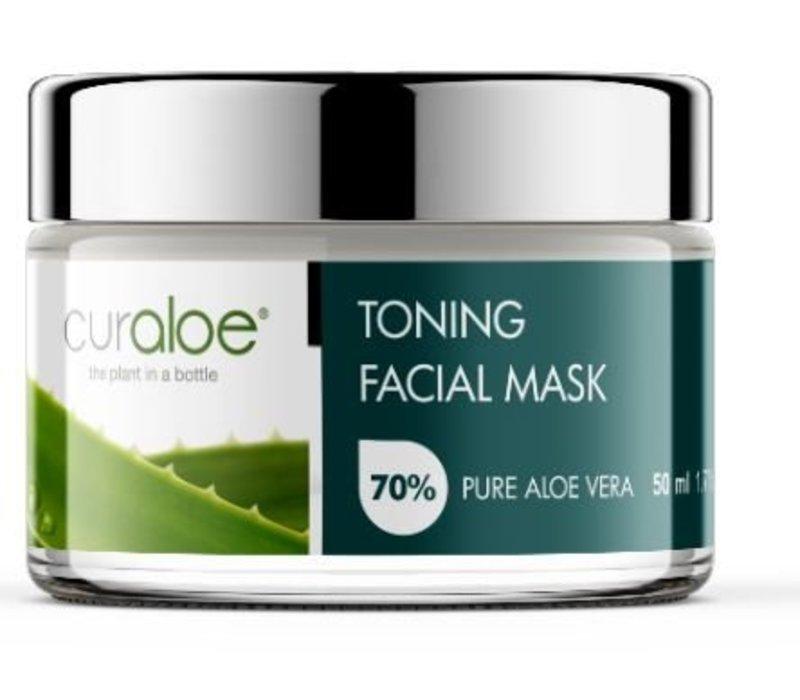 Facial Mask - Matifying and Tightening