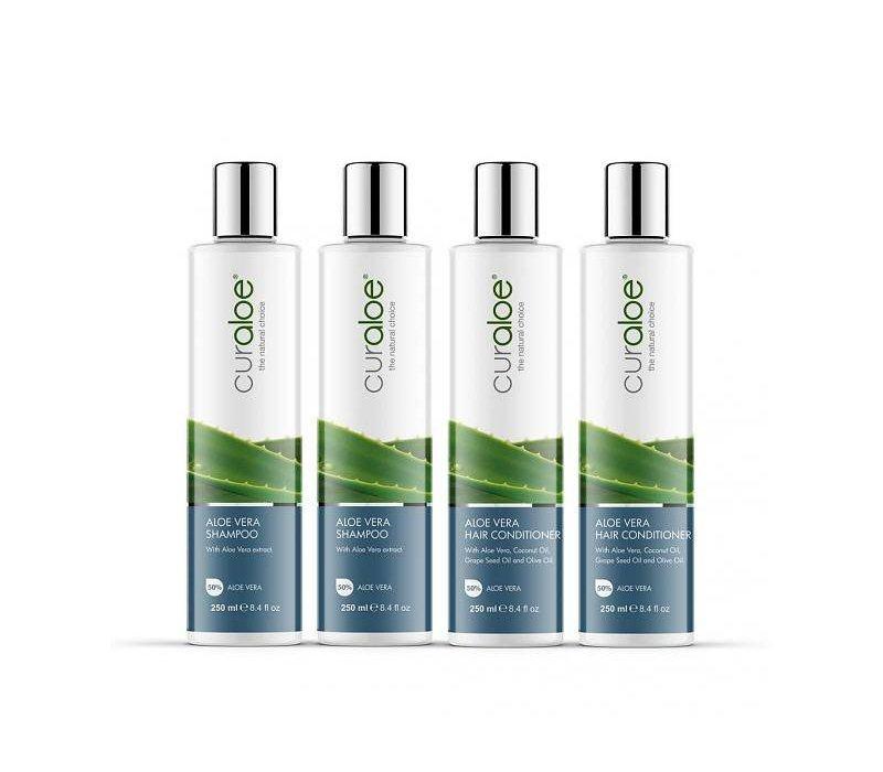 Shower line - Shampoo & Conditioner 2 + 2