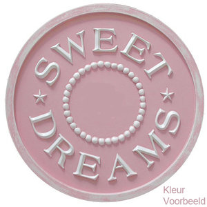 Grand Decor Rozet SWEET DREAMS diameter 56,0 cm babykamer / kinderkamer