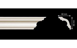 Homestar K60 (60 x 60 mm), lengte 2 m