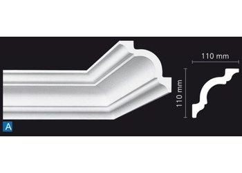 NMC Nomastyl Plus A (110 x 110 mm), lengte 2 m
