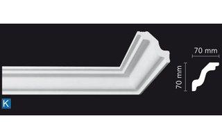 NMC Nomastyl Plus K (70 x 70 mm), lengte 2 m