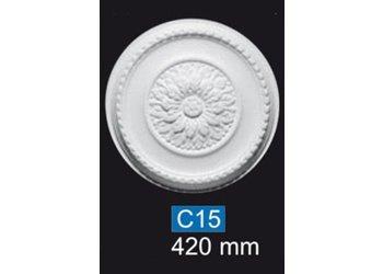 NMC  Decoflair B23 Rozet / Nomastyl  C15 d 42 cm