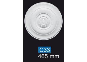 NMC Decoflair B33 Rozet / Nomastyl C33 d 46,5 cm