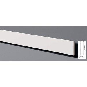NMC Wallstyl / Floorstyl FL9 (100 x 8 mm), lengte 2 m
