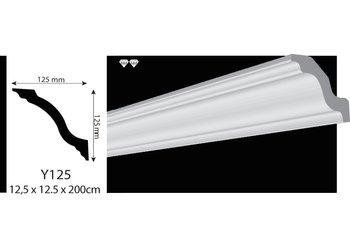 Vidella VY125 (125 x 125 mm), lengte 2 m