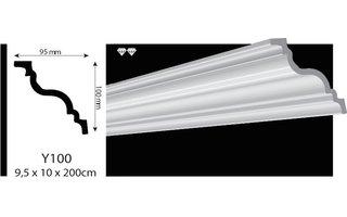 Vidella VY100 (100 x 95 mm), lengte 2 m OP=OP