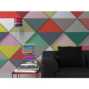 NMC 3D Wallpanel / Wandpaneel Domino Polyurethaan (1135 x 380 x 38 mm) - 4 Wandpanelen