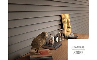 NMC 3D Wallpanel Stripe (1135 x 380 x 38.2 mm)